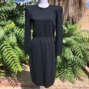 St. John by Marie Gray Santana Knit Dress SZ 8